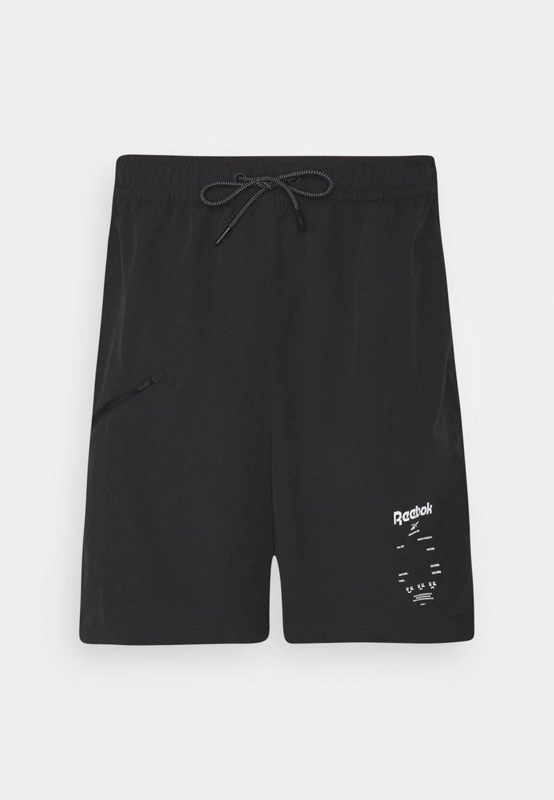 Reebok Classic - ROAD TRIP - Shorts - night black