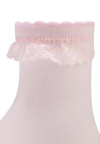 FALKE - ROMANTIC LACE - Socks - powder rose - 1