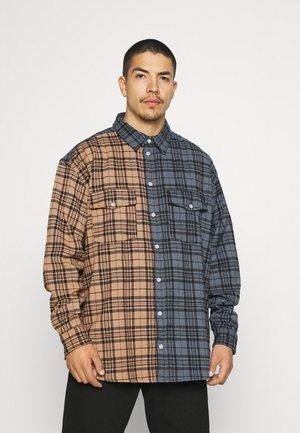 ROSEBOWL SPLIT CHECK SHIRT - Shirt - multi