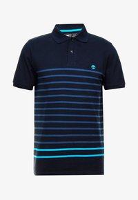 Timberland - MILLERS RIVER STRIPE  - Polo shirt - dark sapphire - 3
