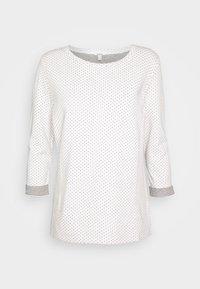 Esprit - Maglietta a manica lunga - off-white - 4