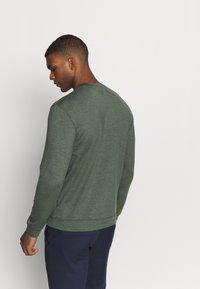 Puma Golf - CLOUDSPUN CREWNECK - Sweatshirt - thyme heather - 2