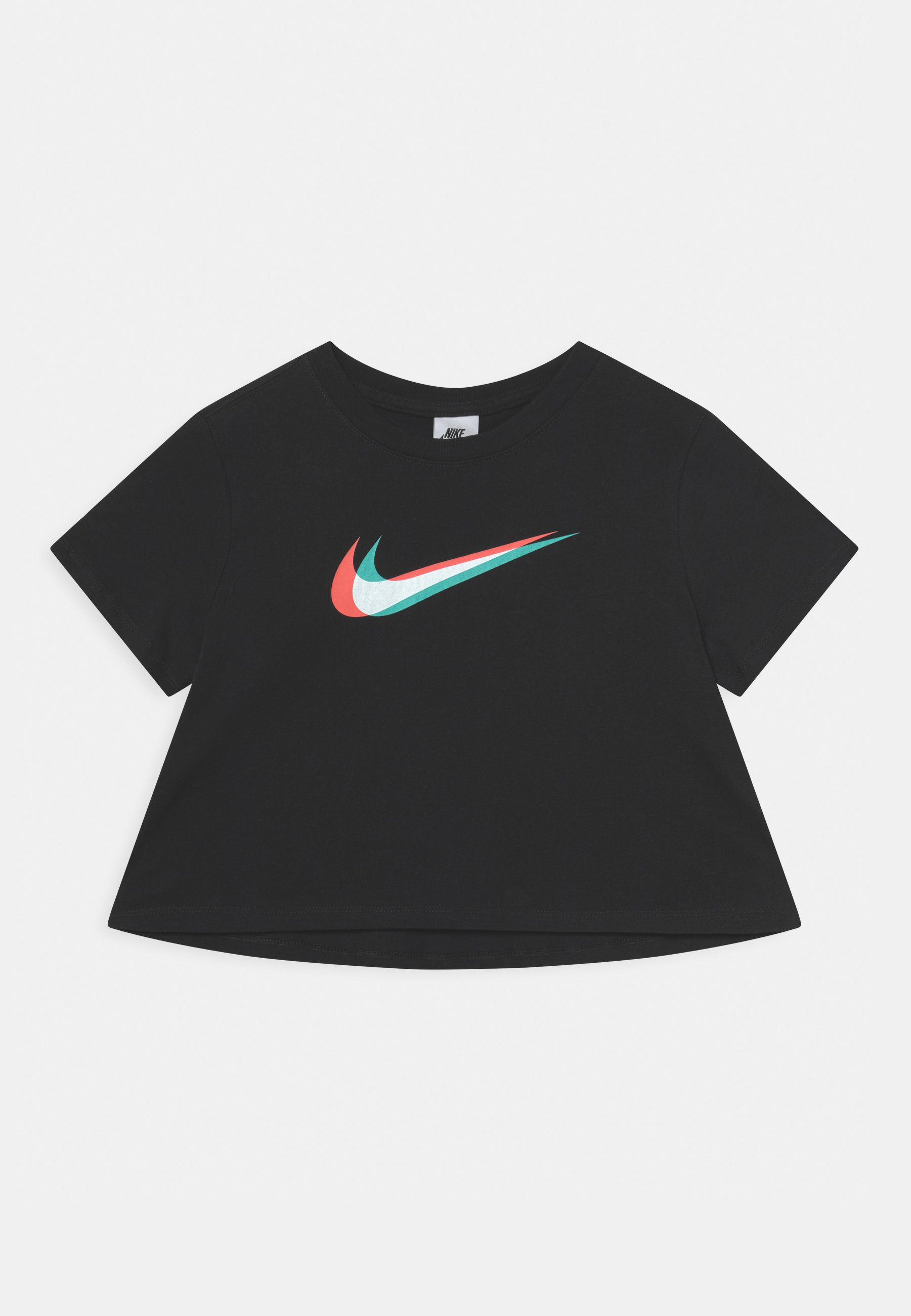 Kids CROP TEE - Print T-shirt