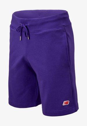 Sports shorts - prism purple