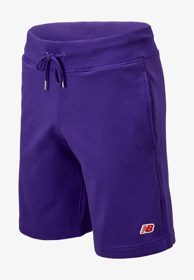 Pantaloncini sportivi - prism purple