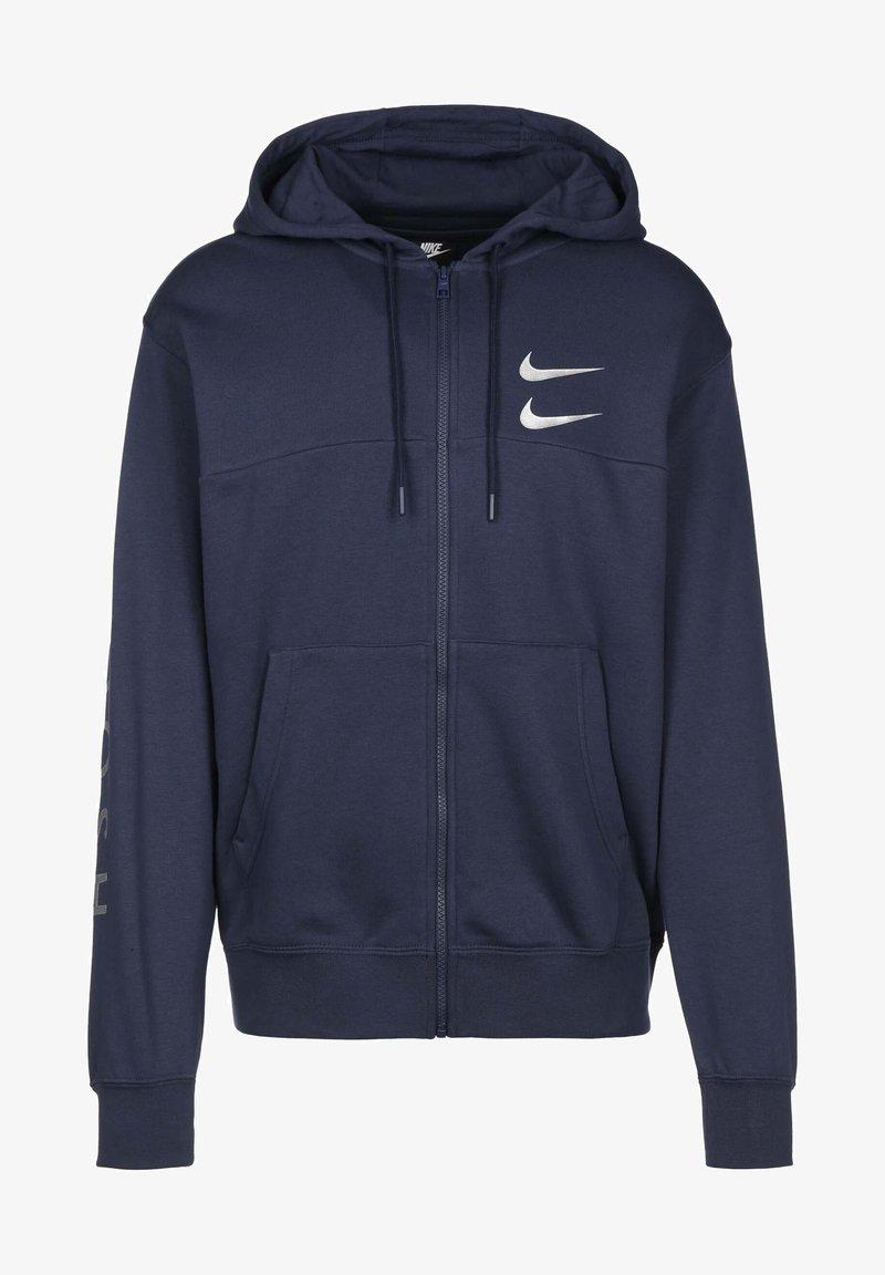 Nike Sportswear - Sudadera - navy/silver foil