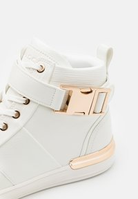 ALDO - BRAUER - Sneaker high - white - 5