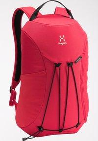 Haglöfs - Hiking rucksack - scarlet red - 5
