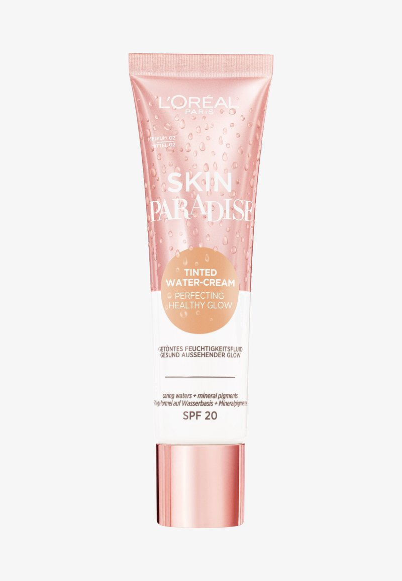 L'Oréal Paris - SKIN PARADISE - Tinted moisturiser - 02 medium