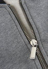 Phyne - veste en sweat zippée - dark grey - 3