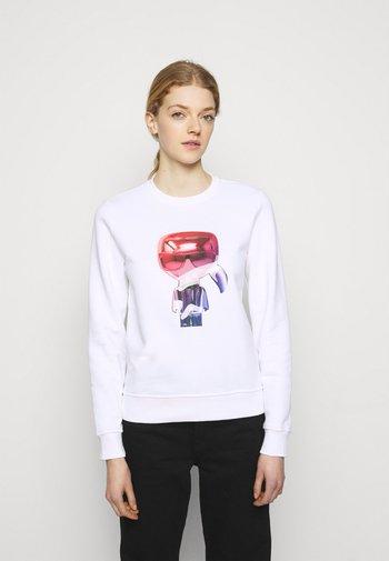 IKONIK  - Sweatshirt - white