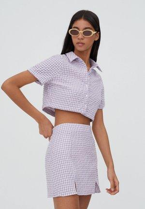 Skjorta - dark purple