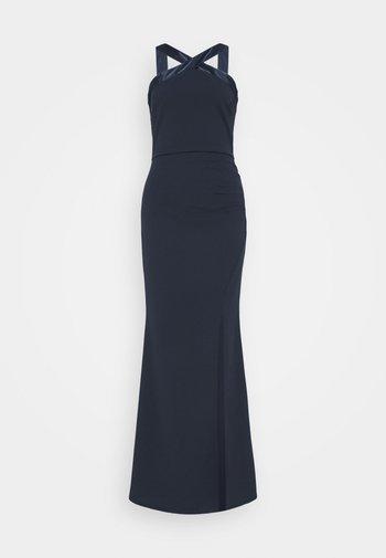 KYRA MAXI DRESS - Vestido de fiesta - navy blue