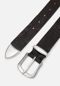 DRYKORN - SHOOT - Belt - schwarz - 2