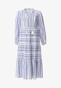Indiska - YASMINA - Denní šaty - blue - 3