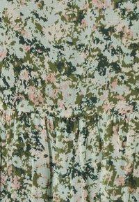 Marc O'Polo DENIM - DRESS PRINT - Sukienka letnia - multi/fresh herb - 2