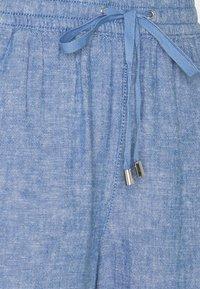 Marks & Spencer London - CHAMB - Pantalon classique - blue - 2