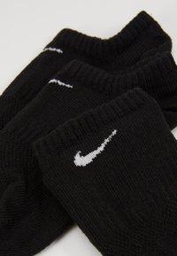Nike Sportswear - EVERYDAY - Strømper - black/white - 2