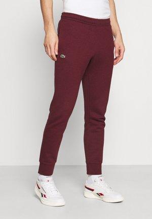 Teplákové kalhoty - bordeaux