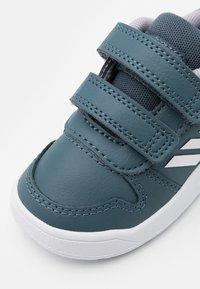 adidas Performance - TENSAUR UNISEX - Sports shoes - legacy blue/footwear white/glory grey - 5