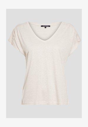T-shirt imprimé - rose pastel