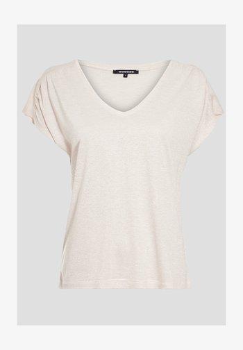 Camiseta estampada - rose pastel