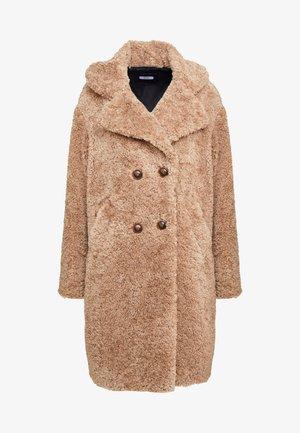 Zimní kabát - tan