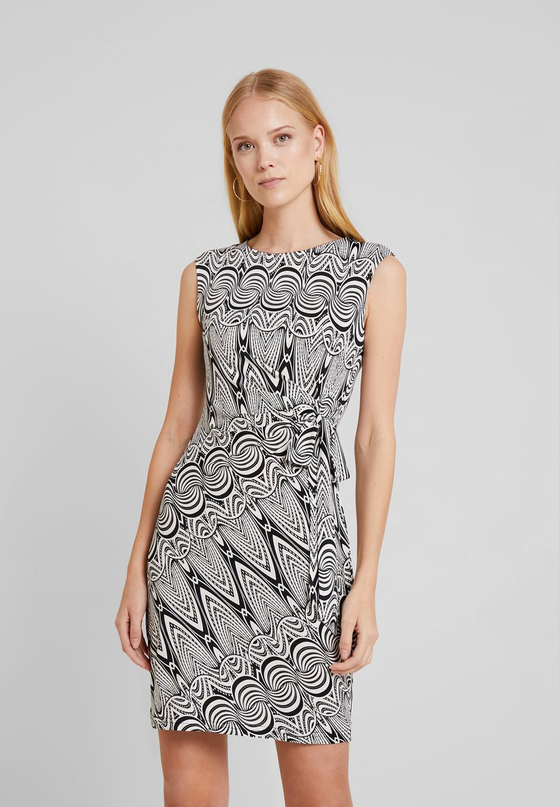 Anna Field - Day dress - white/black