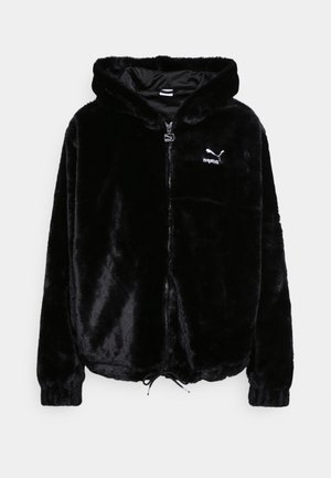 CLASSICS FULL ZIP - Winter jacket - black