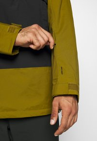 The North Face - SILVANI ANORAK - Ski jacket - green/black