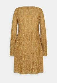 M Missoni - ABITO - Jumper dress - gold - 8