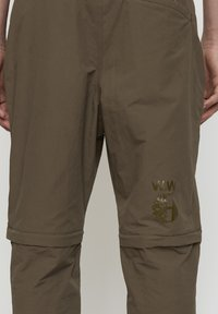 Timberland - WOODWOOD 2IN1 HIKE PANT - Träningsbyxor - canteen - 6