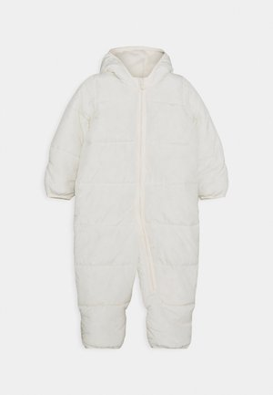 SNOWSUIT - Snowsuit - snow cap