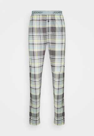 PANTS - Pyjama bottoms - off-white/brown