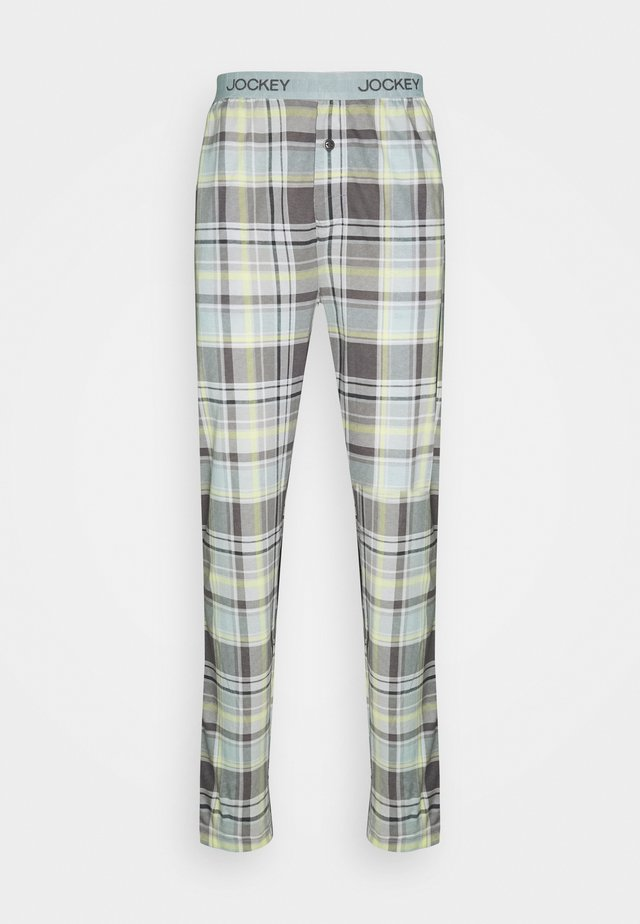 PANTS - Pyjamasbukse - off-white/brown