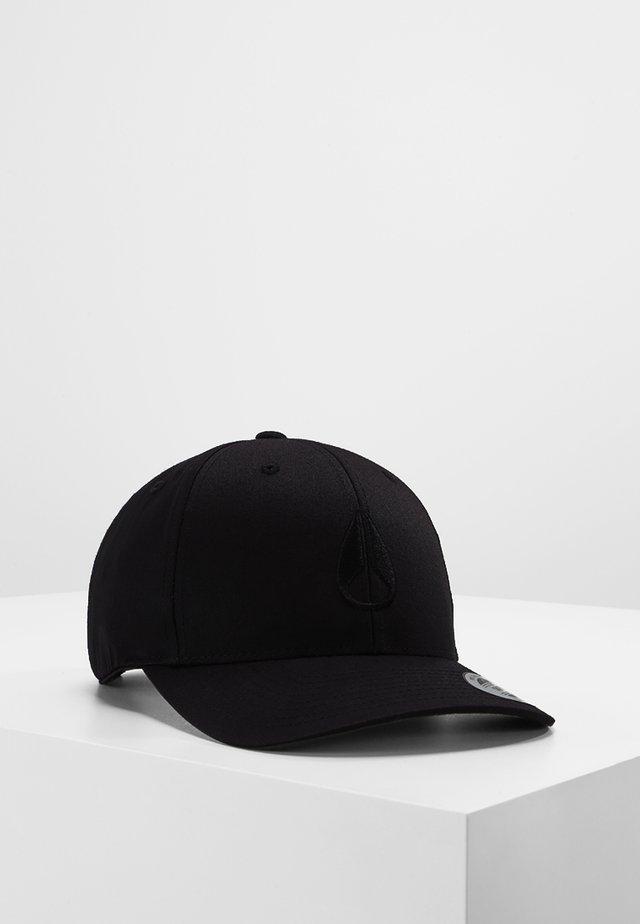 WINGS SNAPBACK HAT - Cap - all black
