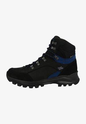 Alpin- & bjergstøvler - black-blue