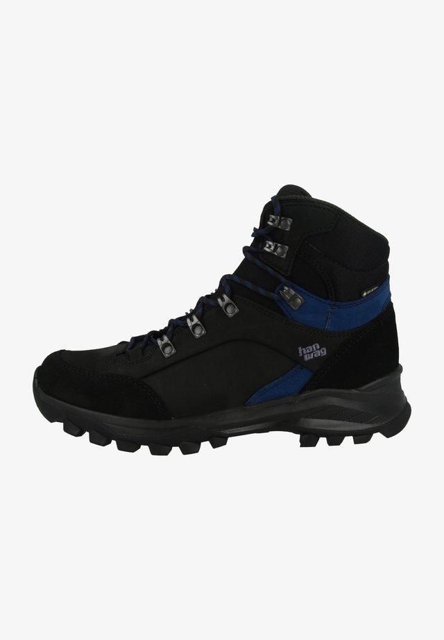 Bergschoenen - black-blue