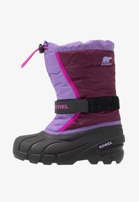 Sorel - YOUTH FLURRY - Snowboot/Winterstiefel - purple dahlia/paisley purple - 1