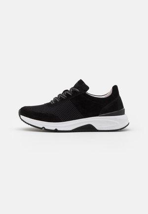 ROLLING SOFT  - Sneakers laag - schwarz
