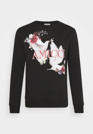 AGEROLA - Sweatshirt - black