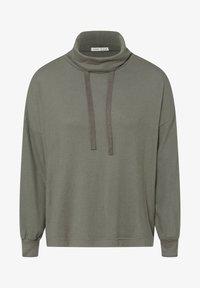 OYSHO - Pyjama top - khaki - 5