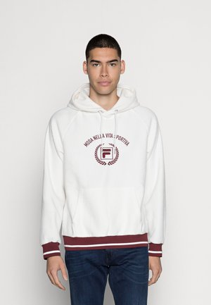 CHICK RAGLAN HOODY - Sweater - blanc de blanc