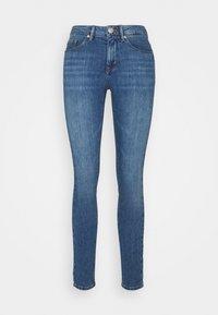 Opus - ELMA MID BLUE - Jeans Skinny Fit - tinted blue - 0