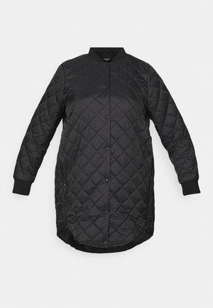 VMHAYLE 3/4 JACKET CURVE - Krátký kabát - black