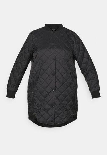 VMHAYLE 3/4 JACKET CURVE - Short coat - black