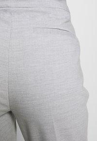 Esprit Collection - SLIM SUITING - Bukse - light grey - 3