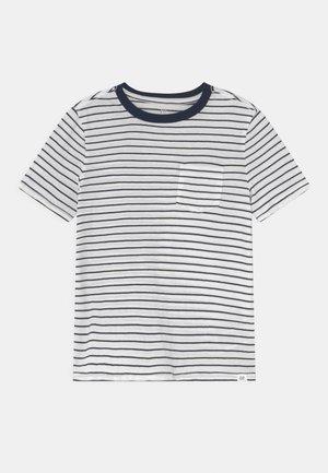 BOYS - T-shirt z nadrukiem - breton blue