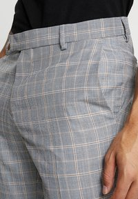 Burton Menswear London - CHAMB  - Trousers - blue - 4