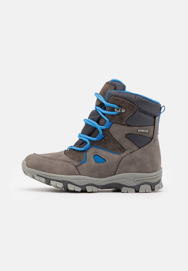 Zimní obuv - dark grey